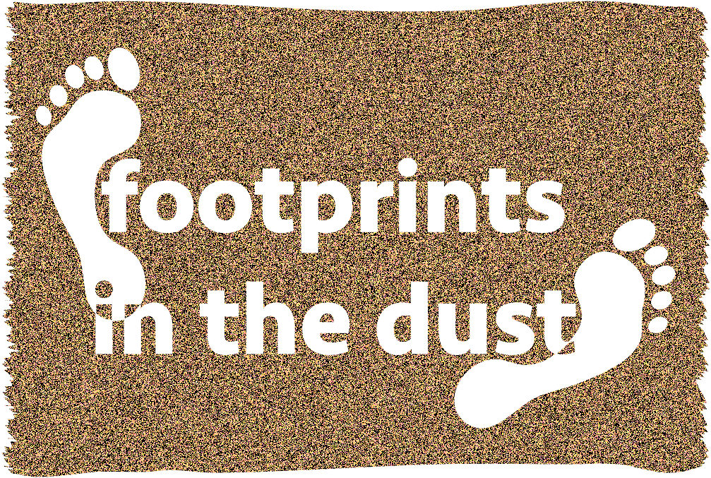 Footprints in the Dust